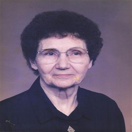 Mertie Evelyn McKenzie