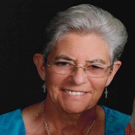 Bertha Mae Hodgkinson