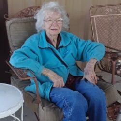 Dorthy Mae Lillard Horner